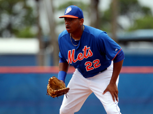 Dominic Smith to Play for Mets on Friday