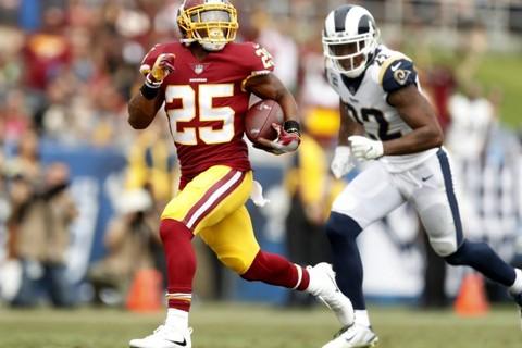 Redskins Survive Against Rams